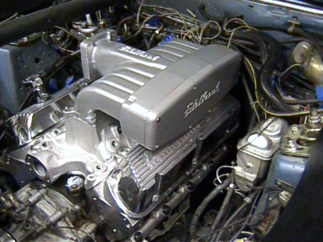 Mustang Efi To Carb Efi Conversion Efi To Carb Swap